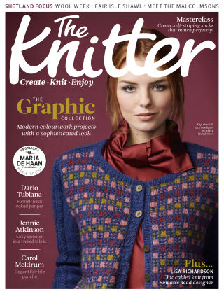 The Knitter Issue132