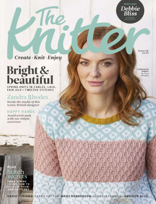 The Knitter Issue136