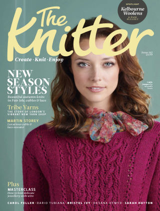 The Knitter Issue142
