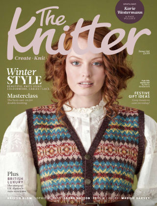 The Knitter Issue144