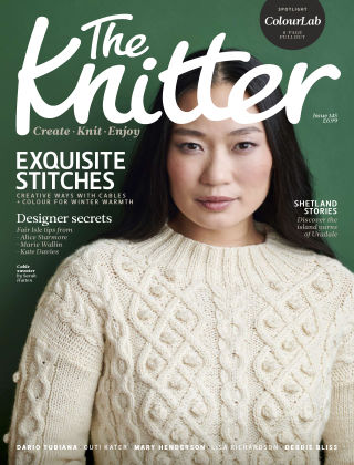The Knitter Issue145