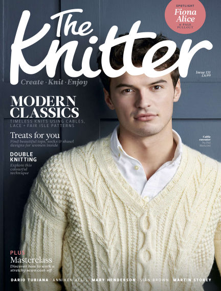 The Knitter May 28, 2020 00:00