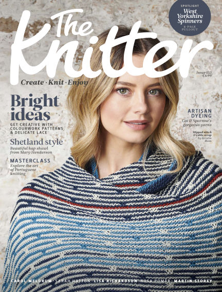 The Knitter July 23, 2020 00:00