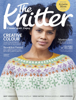 The Knitter Issue154