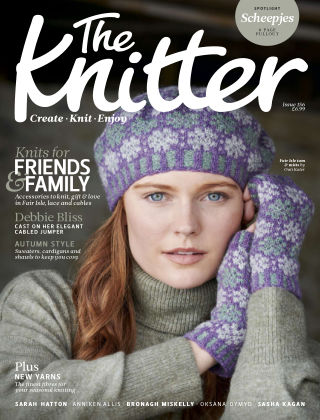 The Knitter Issue156