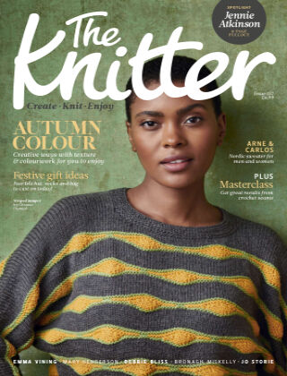 The Knitter Issue157