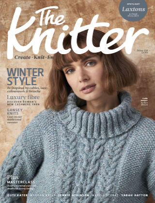 The Knitter Issue158