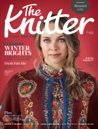 The Knitter Issue159