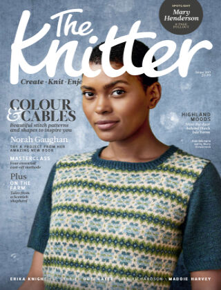 The Knitter Issue160