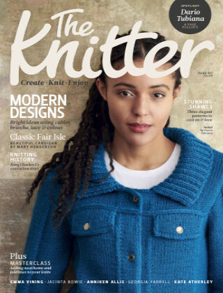 The Knitter Issue161
