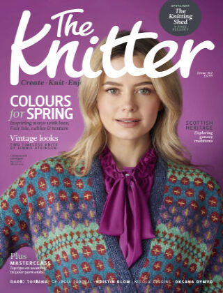 The Knitter Issue162