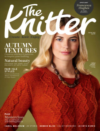 The Knitter Issue168