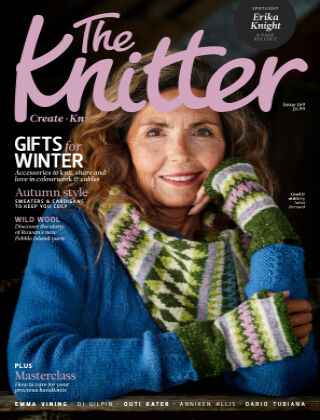 The Knitter Issue169