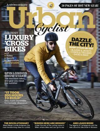 Urban Cyclist Spring 2015