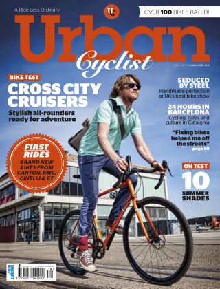Urban Cyclist Issue 16