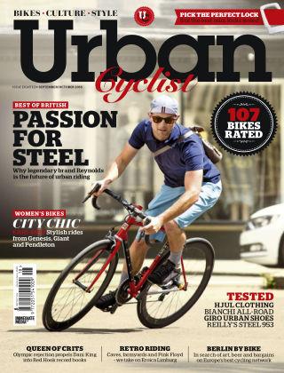 Urban Cyclist Issue 18
