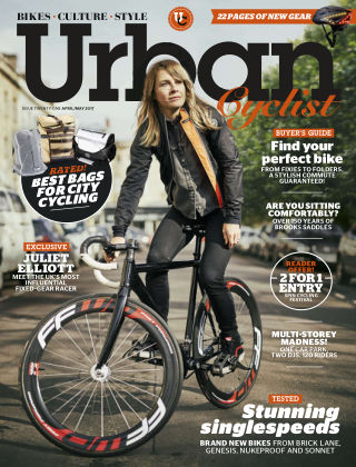 Urban Cyclist Issue 21
