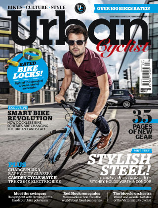 Urban Cyclist Issue 23