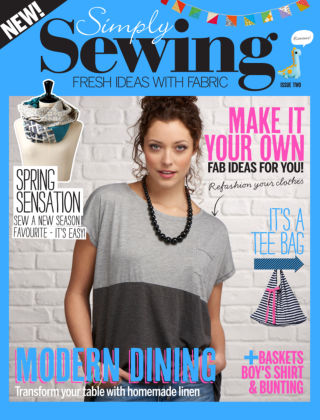 Simply Sewing Issue 2