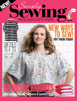 Simply Sewing Issue 3