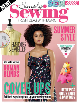 Simply Sewing Issue 4