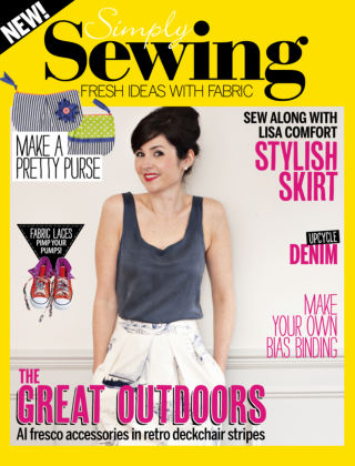 Simply Sewing Issue 5
