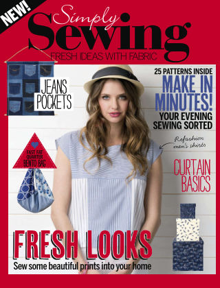 Simply Sewing Issue 6