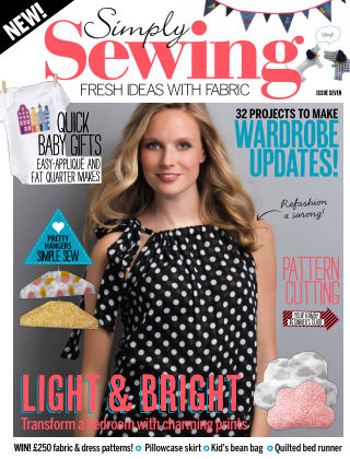 Simply Sewing Issue 7