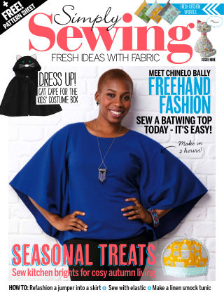Simply Sewing Issue 9