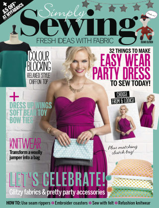 Simply Sewing Issue 11