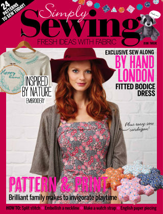 Simply Sewing Issue 12