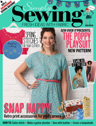 Simply Sewing Issue 16
