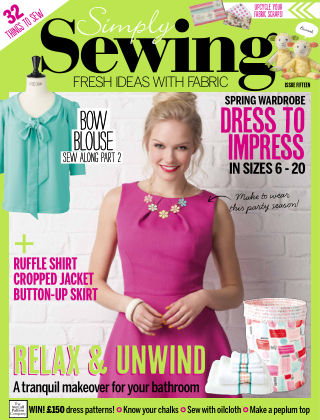 Simply Sewing Issue 15