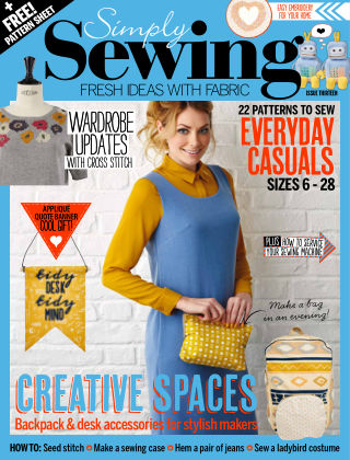 Simply Sewing Issue 13