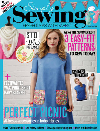 Simply Sewing Issue 18