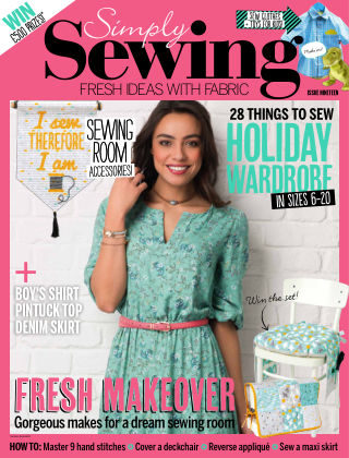 Simply Sewing Issue 19