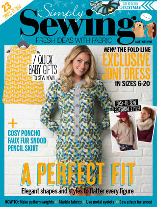 Simply Sewing Issue 22