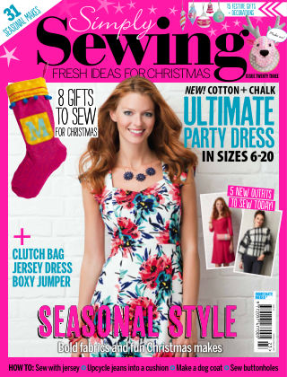 Simply Sewing Issue 23
