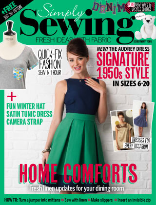 Simply Sewing Issue 24