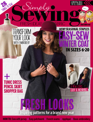 Simply Sewing Issue 25