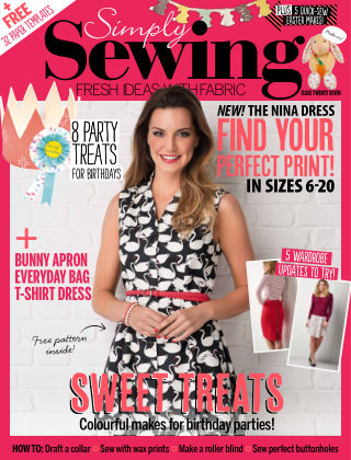 Simply Sewing Issue 27