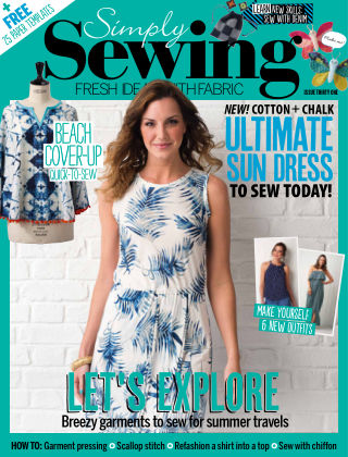 Simply Sewing Issue 31