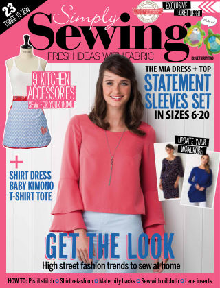 Simply Sewing Issue 32