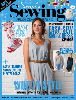 Simply Sewing Issue 35