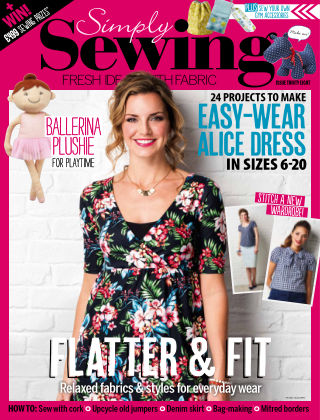 Simply Sewing Issue 38