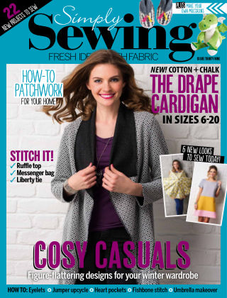 Simply Sewing Issue 39