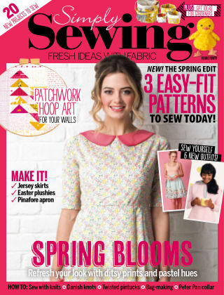Simply Sewing Issue 40