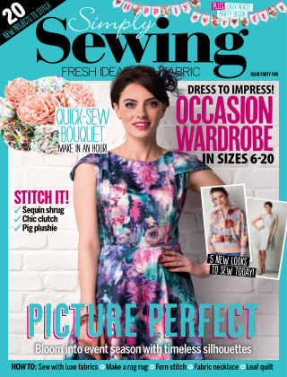 Simply Sewing Issue 42