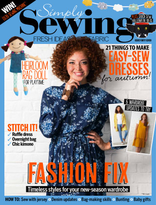 Simply Sewing Issue47