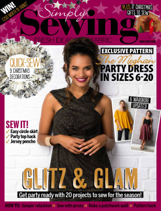 Simply Sewing Issue48
